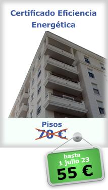Certeco certificado energ tico certificado eficiencia energ tica certificaci n energ tica - Ejemplo certificado energetico piso ...
